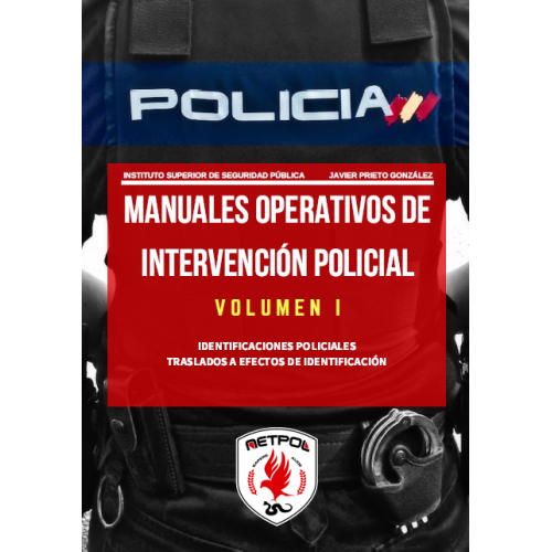 Volumen I - Manual Operativo de Actuación Policial