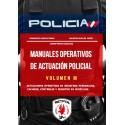 Volumen III - Manual Operativo de Actuación Policial