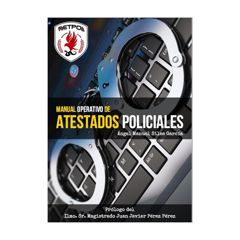 Manual Operativo de Atestados Policiales