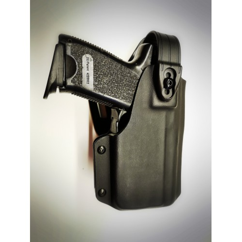 Pack FUNDA ANTIHURTO H&K Usp Compact y módulo LINTERNA OLIGHT PL-MINI VALKYRIE - II